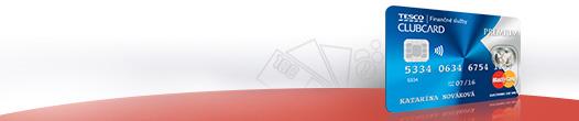 banner Clubcard kreditná karta Premium