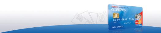 banner Clubcard kreditná karta
